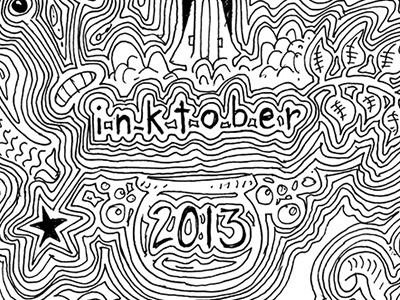 Inktober2013