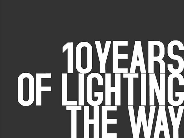 10 Years of Light