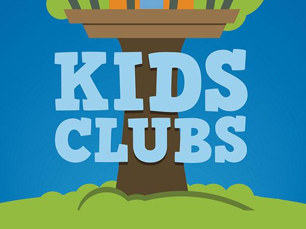 Kids Clubs Branding